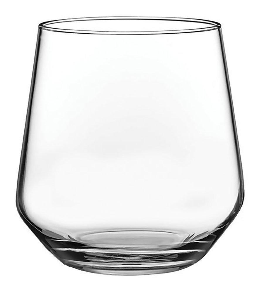 420202 V-Block Allegra Kahve Yanı Su Bardağı