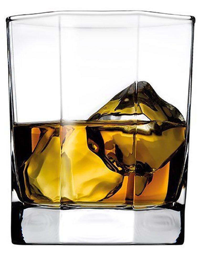 42083 Köşem Viski Bardağı