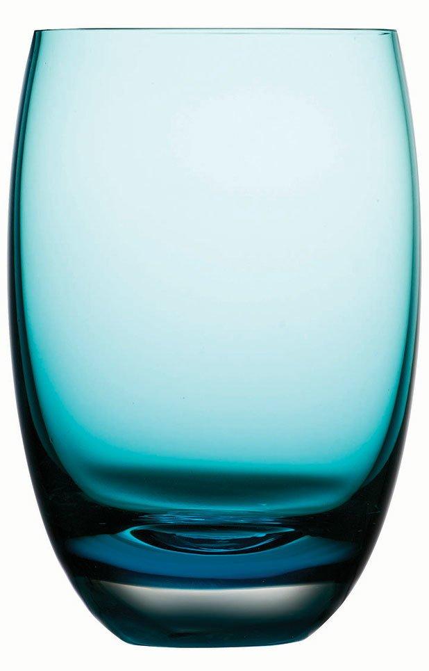 12925 Colored O Mavi Su Bardağı