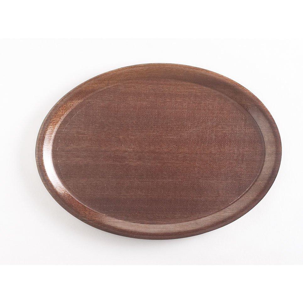 Oval Woodform Kaymaz Tepsi
