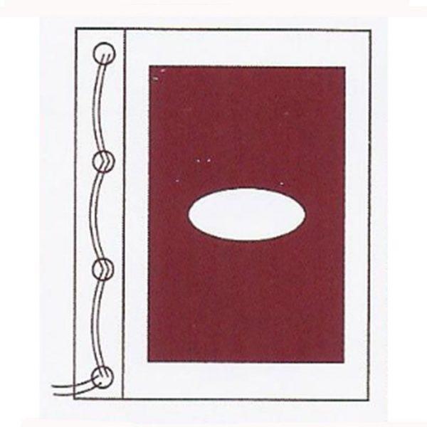 Plato Bağcıklı Pencereli Üst Model Menü