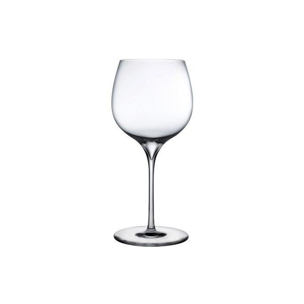 31911 Dimple Beyaz Şarap Kadehi