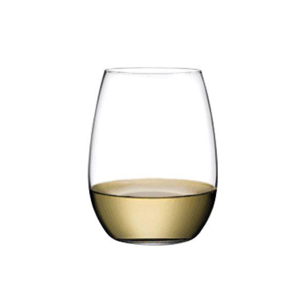 420825 Amber Beyaz Şarap Bardağı