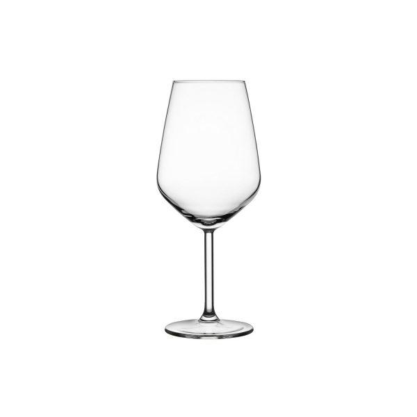440065 V-Block Allegra Kırmızı Şarap Bardağı