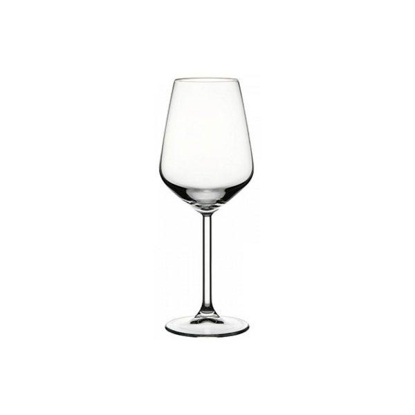 440080 V-Block Allegra Beyaz Şarap Bardağı