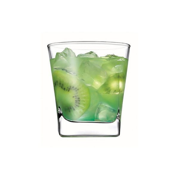 41280 Carre Meyve Suyu Bardağı