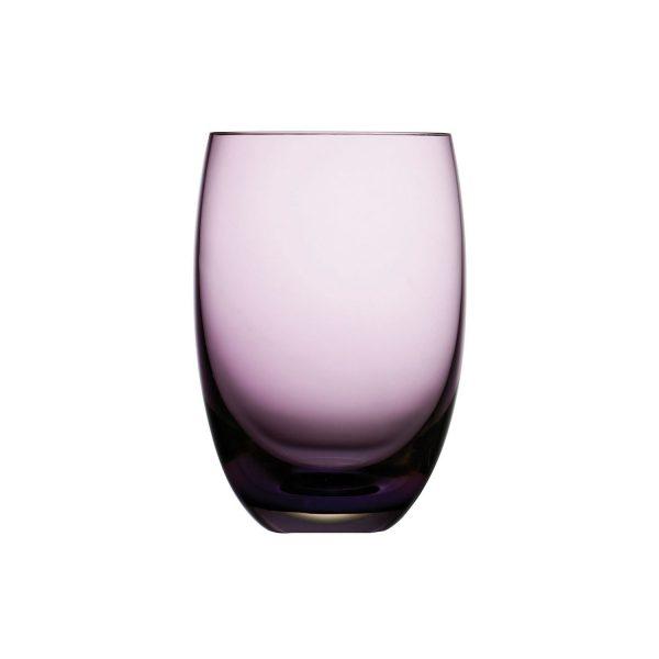 12925 Colored O Mor Su Bardağı